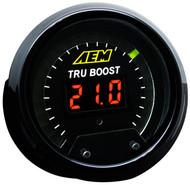 AEM TRU-BOOST Boost Controller Gauge
