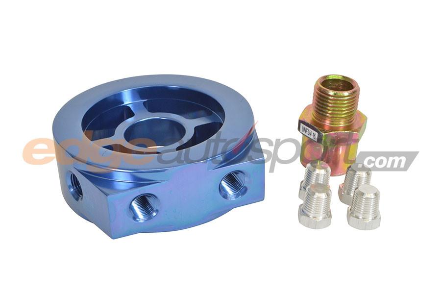 ProSport Oil Filter Adapter Plate 3/4UNF-16 Mazdaspeed 3