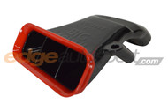 Velossa Tech Ram Air Big Mouth Intake BLACK w/ RED FLARE Ford Fiesta ST 2014-2019