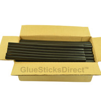 "Black Colored Glue Sticks 7/16"" X 10"" 5 lbs"