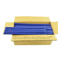 "Blue Colored Glue Sticks 7/16"" X 10"" 5 lbs"