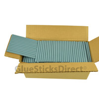 "Country Blue Colored Glue Stick mini X 4"" 5 lbs"