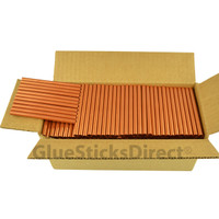 "Copper Metallic Colored Glue Stick mini X 4"" 5 lbs"