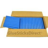 "Royal Blue Colored Glue Sticks 7/16"" X 4"" 5 lbs"