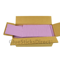 "Pastel Violet  Colored Glue Stick mini X 4"" 5 lbs"