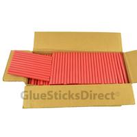 "Red Metallic  Colored Glue Stick mini X 4"" 5 lbs"
