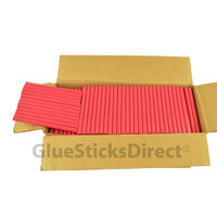 "Rubine Red  Colored Glue Stick mini X 4"" 5 lbs"