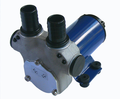 12 Volt DC Vane pump 12 GPM for diesel fuel or water transfer