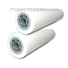 "Plotter 36 in x 500 ft Paper Engineer Bond Rolls 20# (430C36L) - 36x500 plotter paper supplies - 36""x500' 20# plotting paper - 20lb engineering bond - for large-format copiers that take a 36 inch roll- untaped - not taped to core - Untaped 36x500"