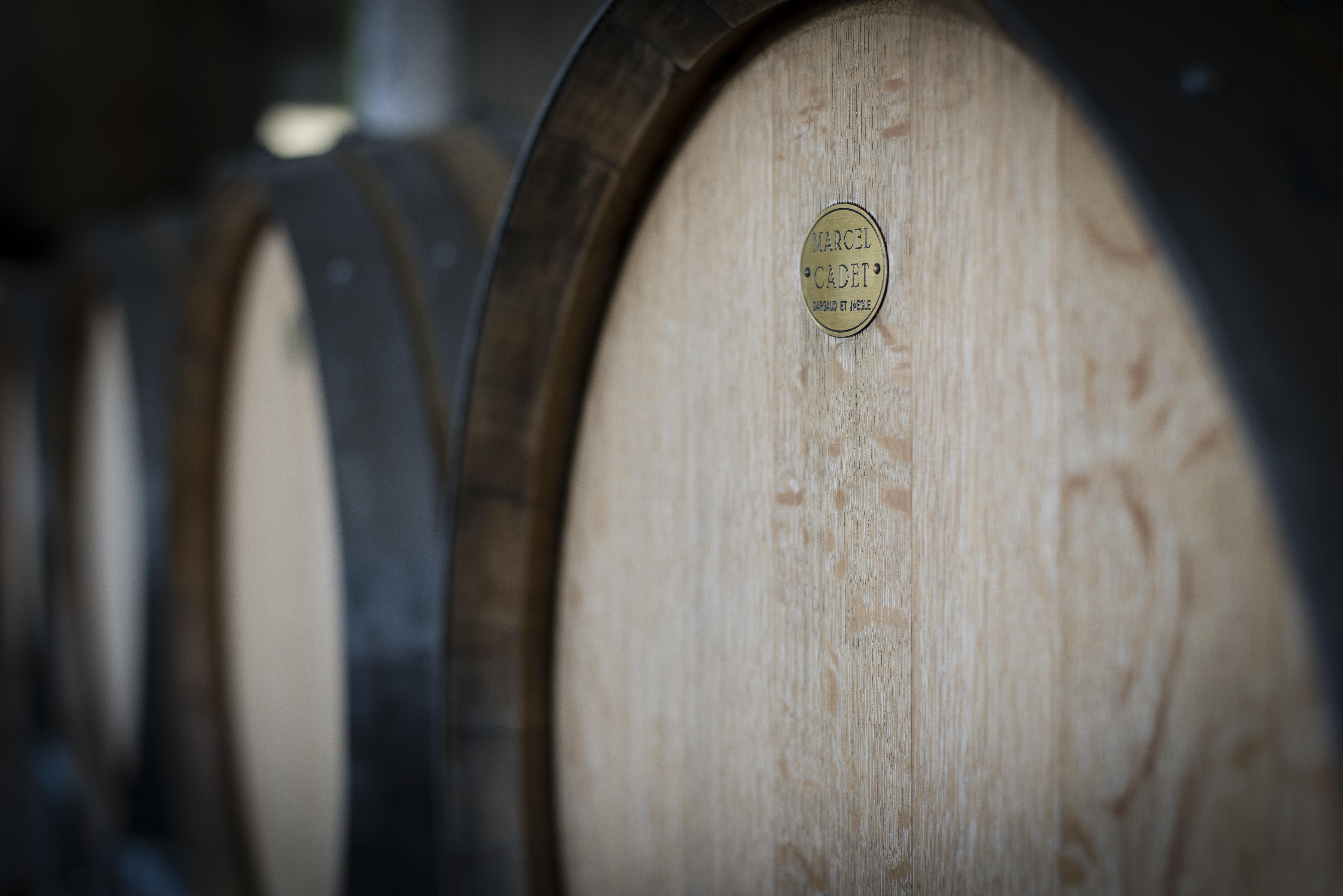 Foxes Island Wines French Oak Barrels - Marcel Cadet