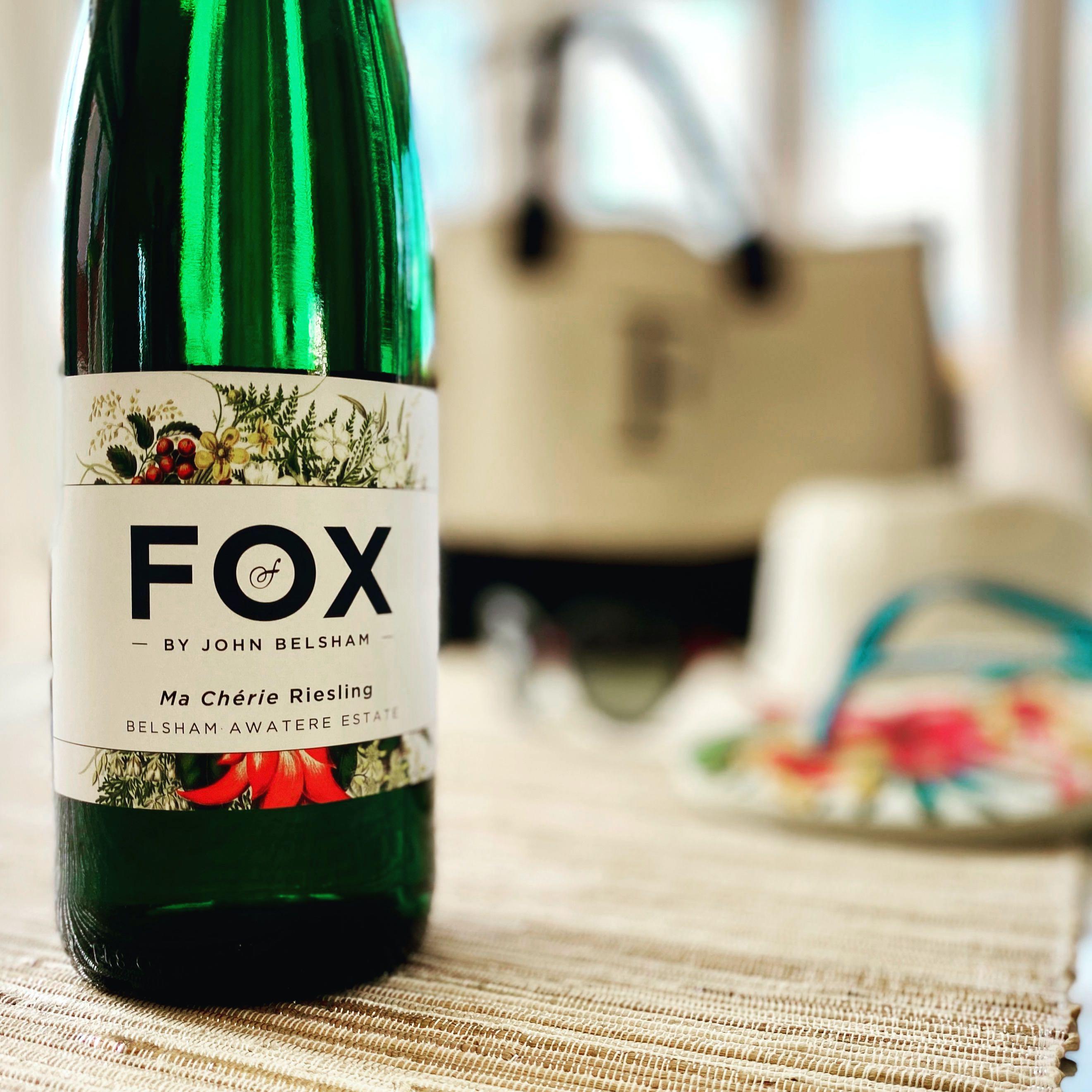 Fox ma chérie Riesling