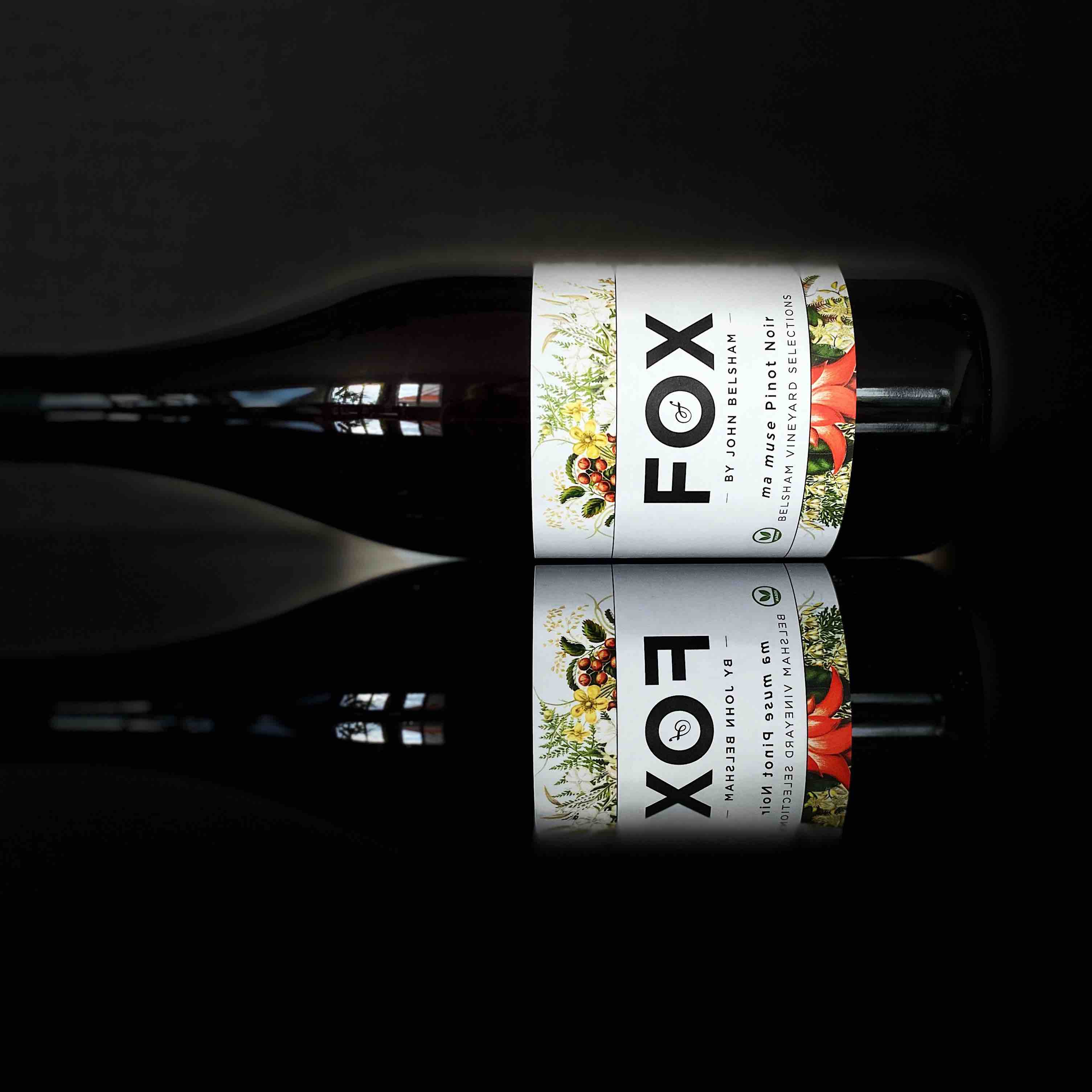 Fox ma muse Pinot Noir