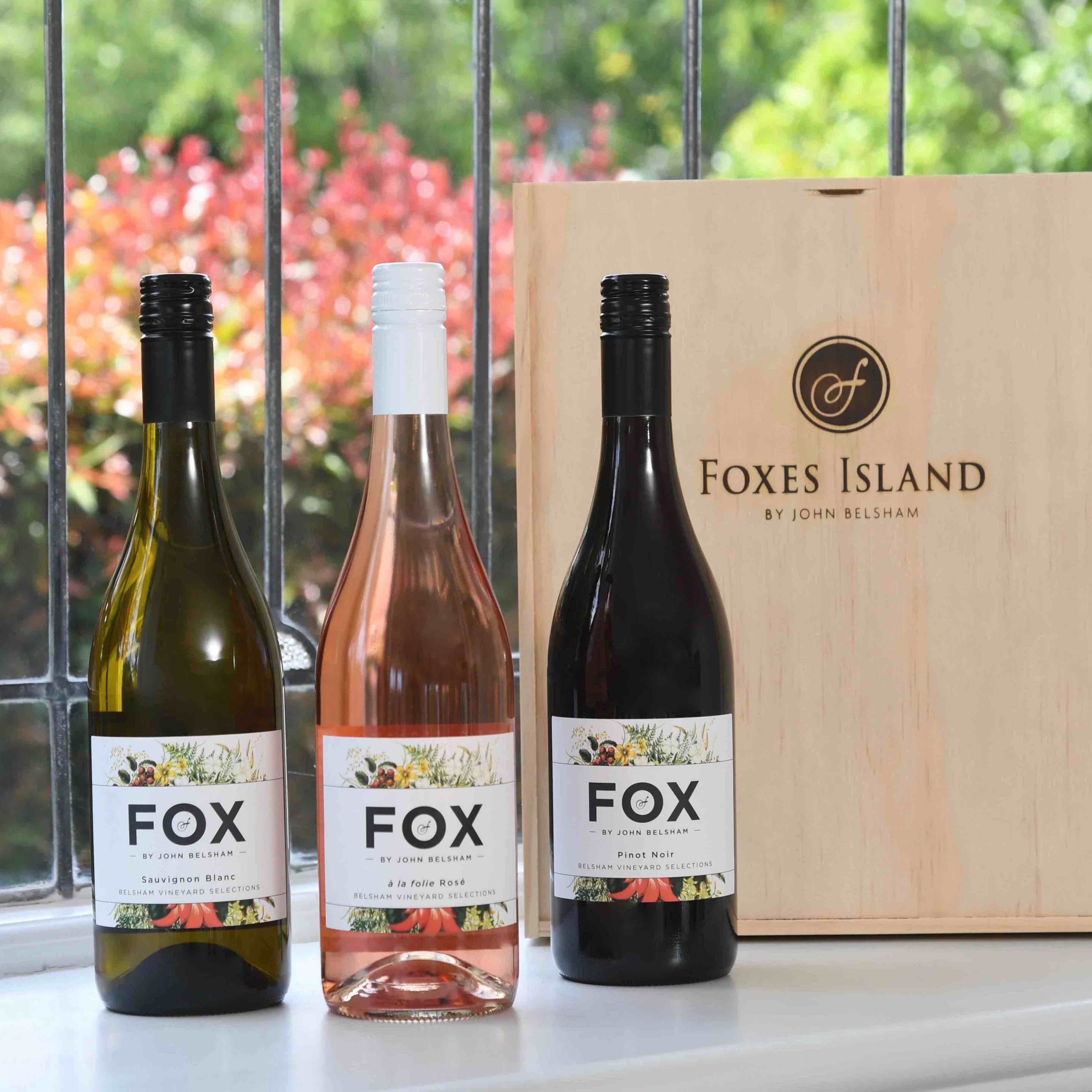 Foxes Island Wine Gifts