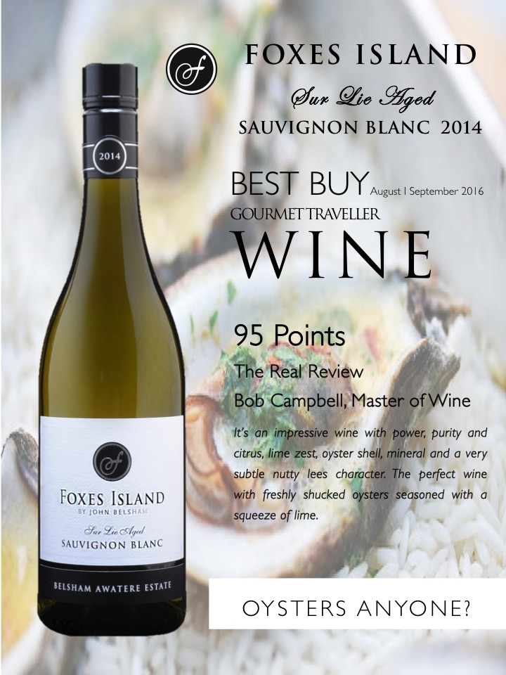 Foxes Island Sauvignon Blanc Best Buy