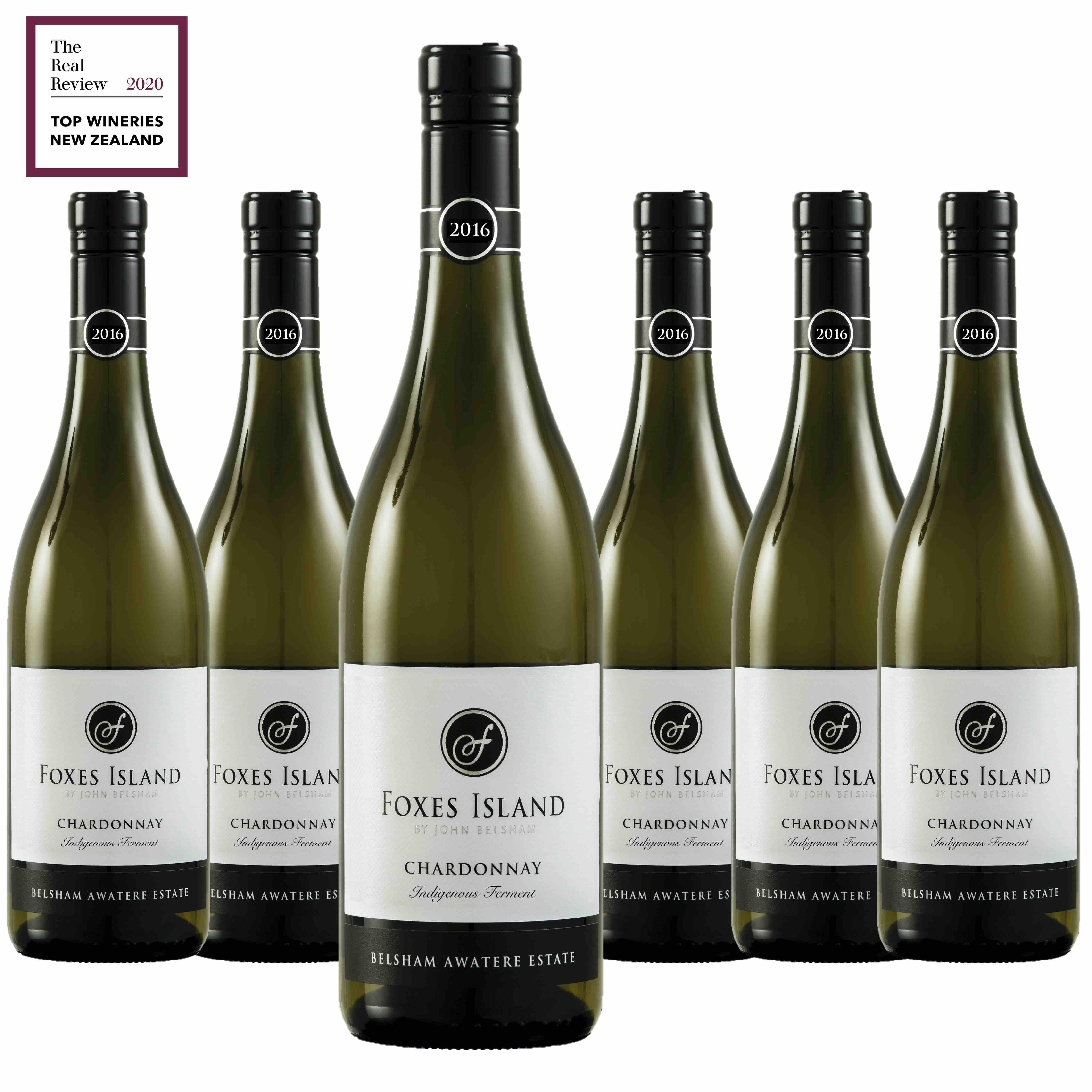 Foxes Island Chardonnay 2016