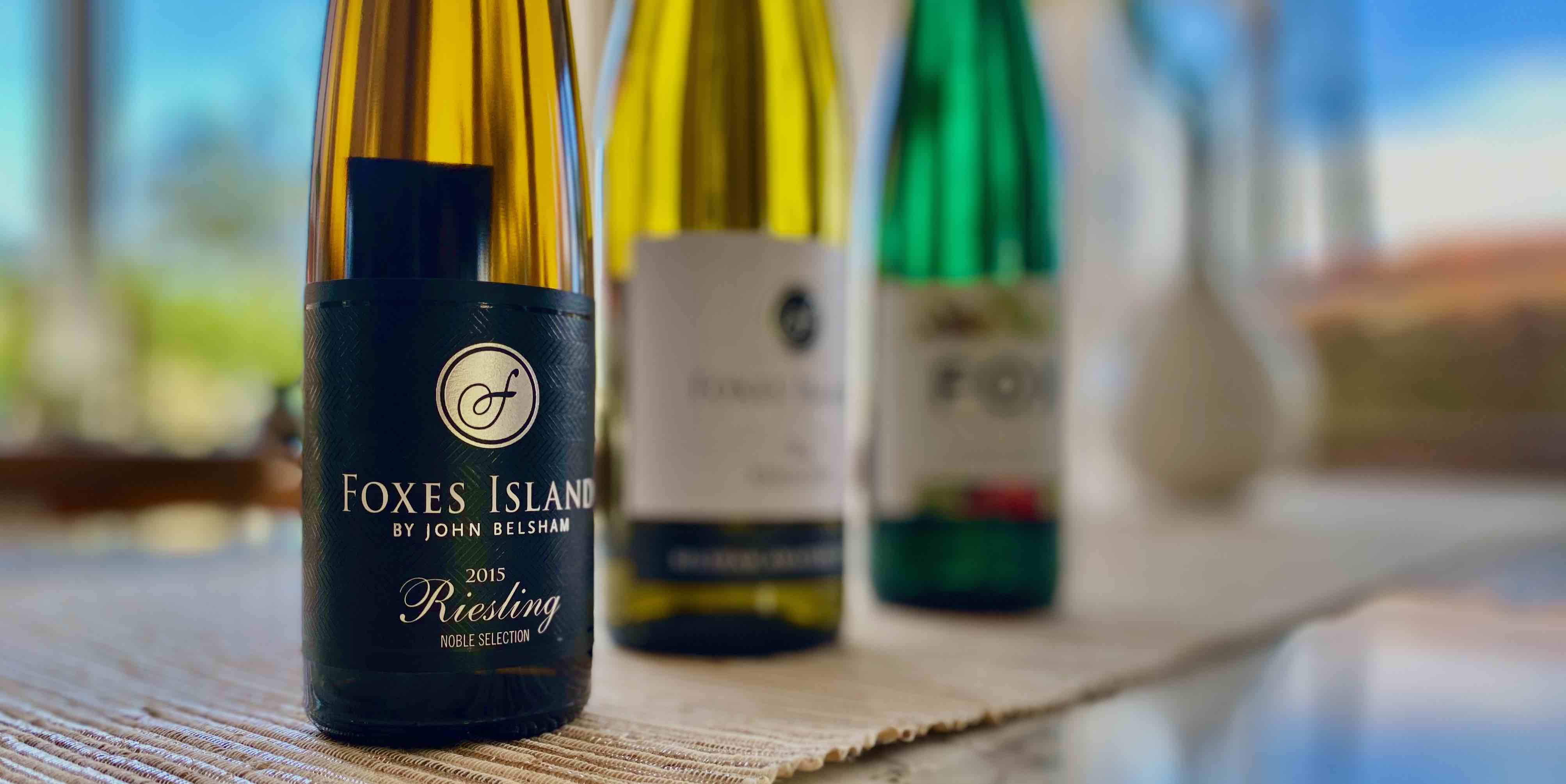 Foxes Island Trio of Rieslings