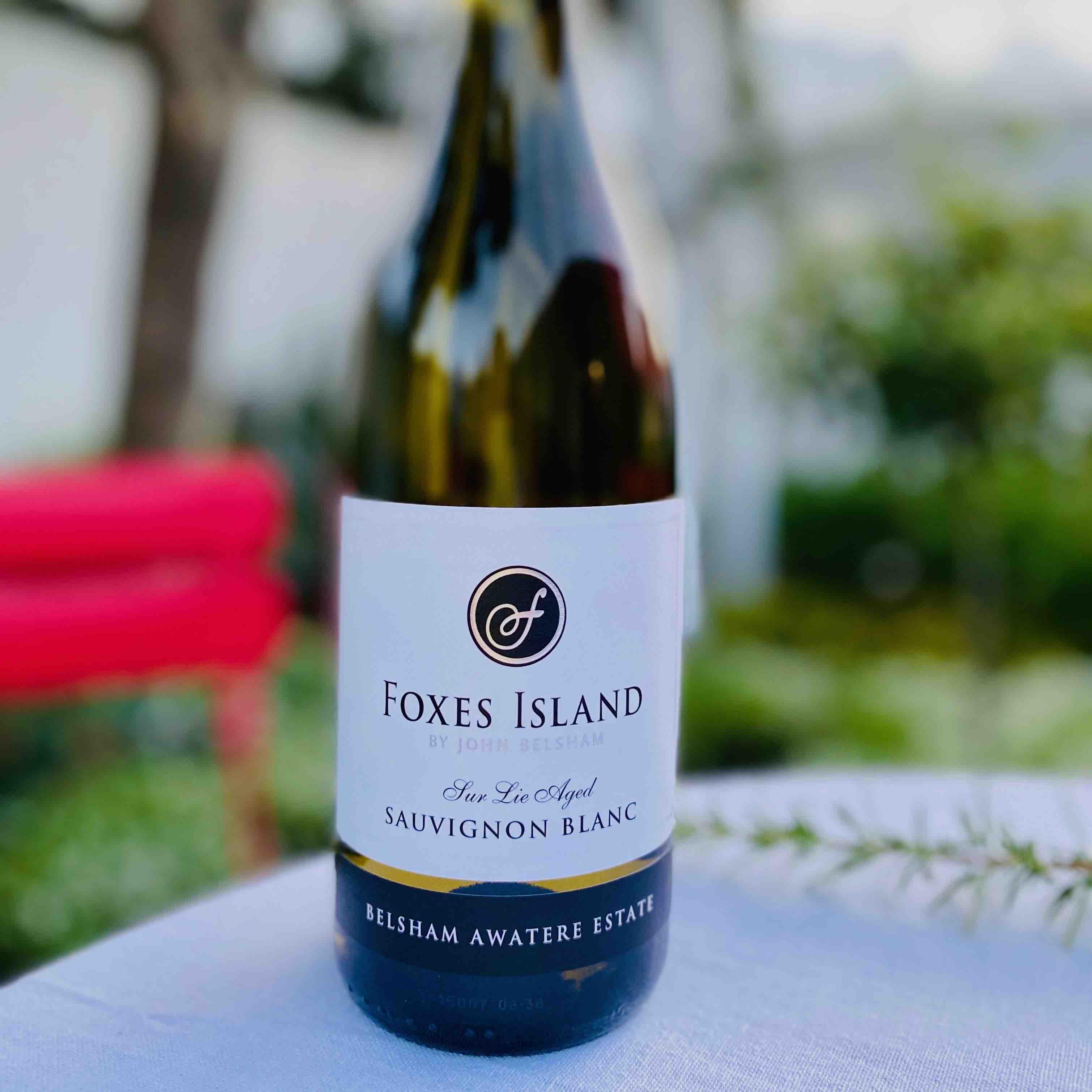Foxes Island sur lie aged Sauvignon Blanc