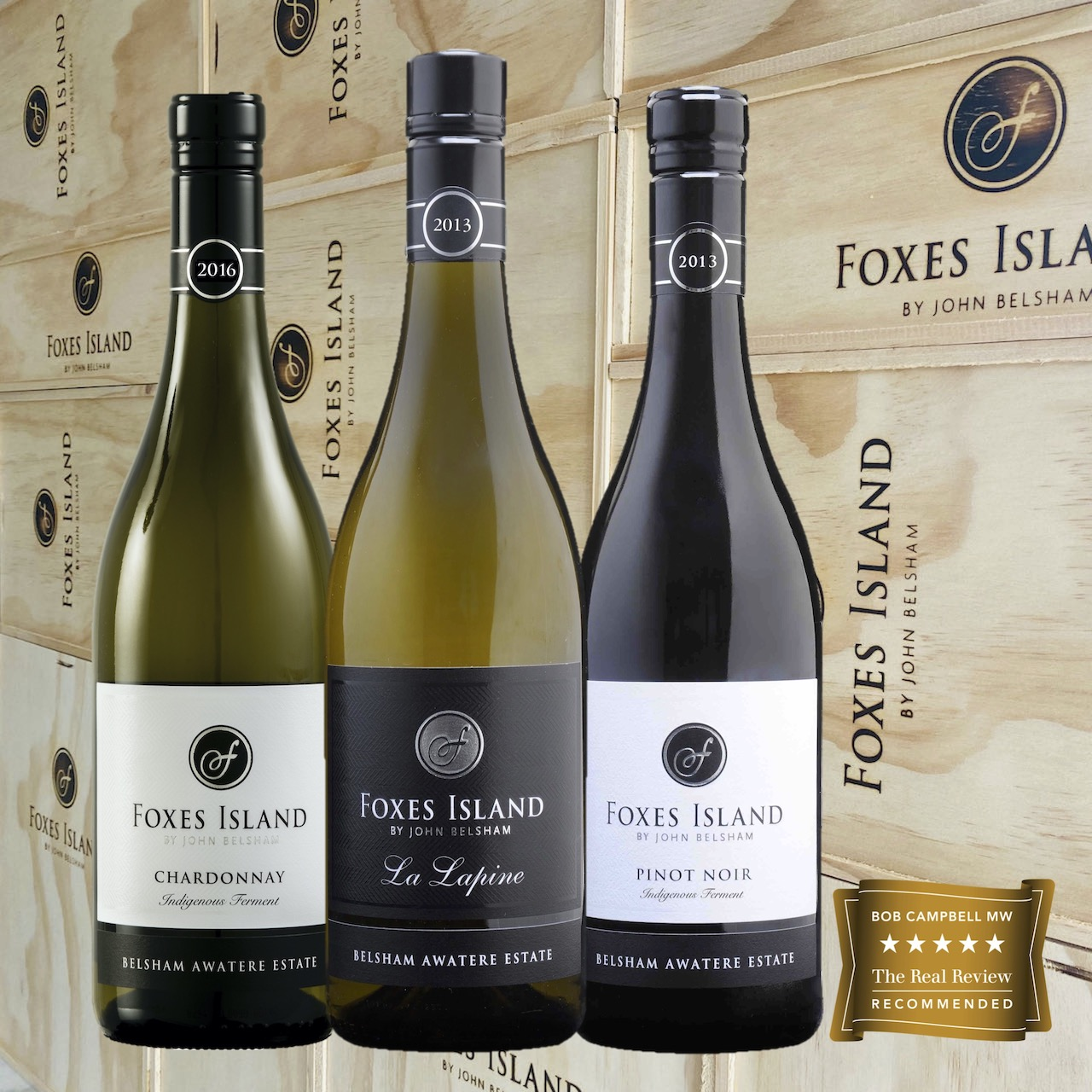 Foxes Island Wines