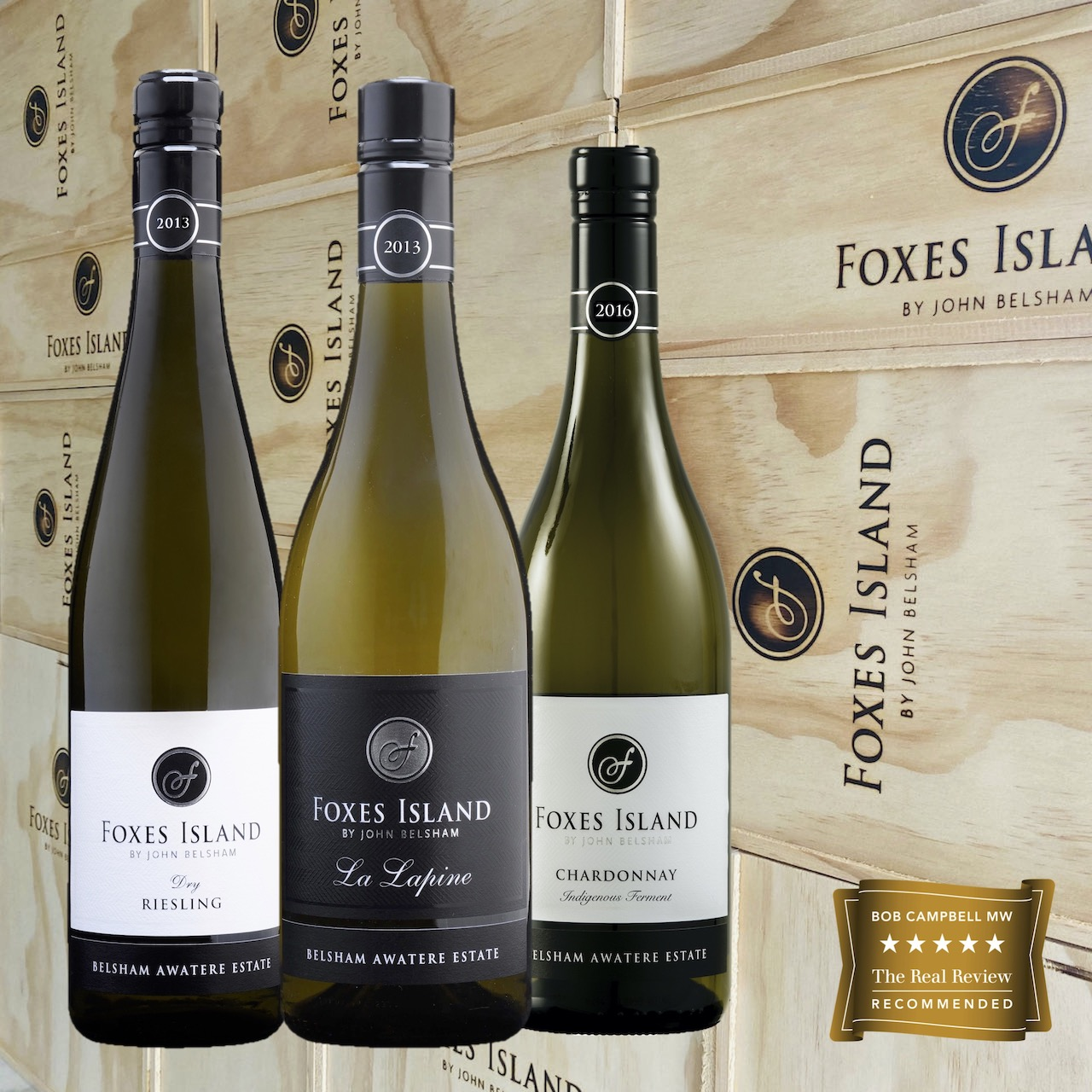 Foxes Island Great White Wines