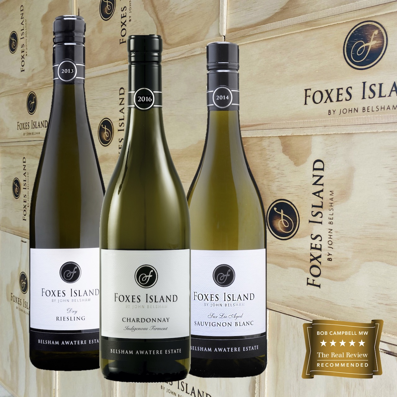 Foxes Island White Wines