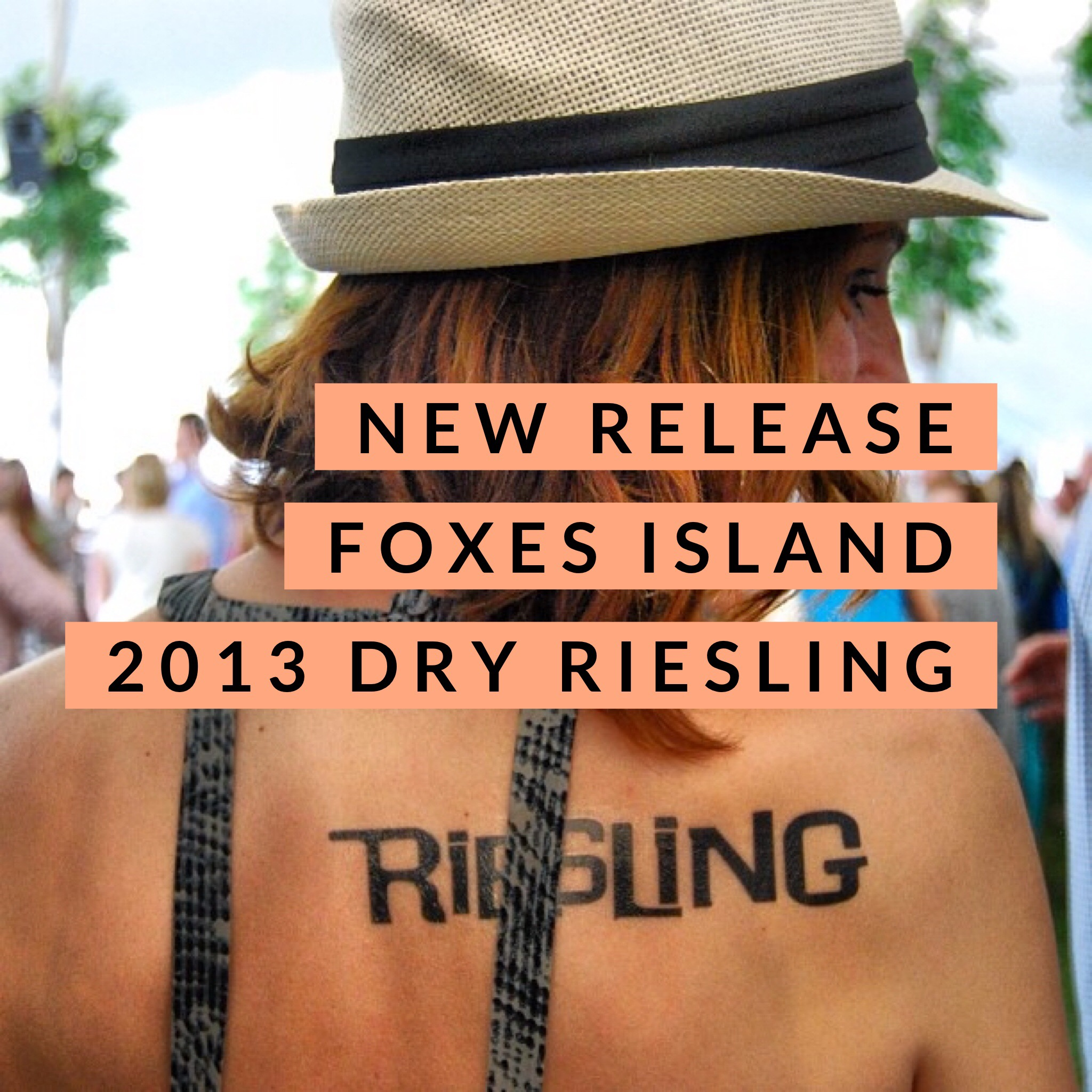 Foxes Island Dry Riesling 2013