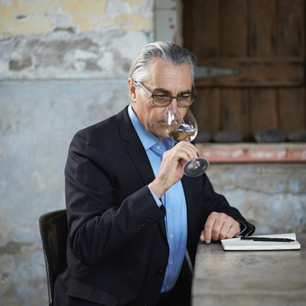 Winemaker and Consultant John Belsham