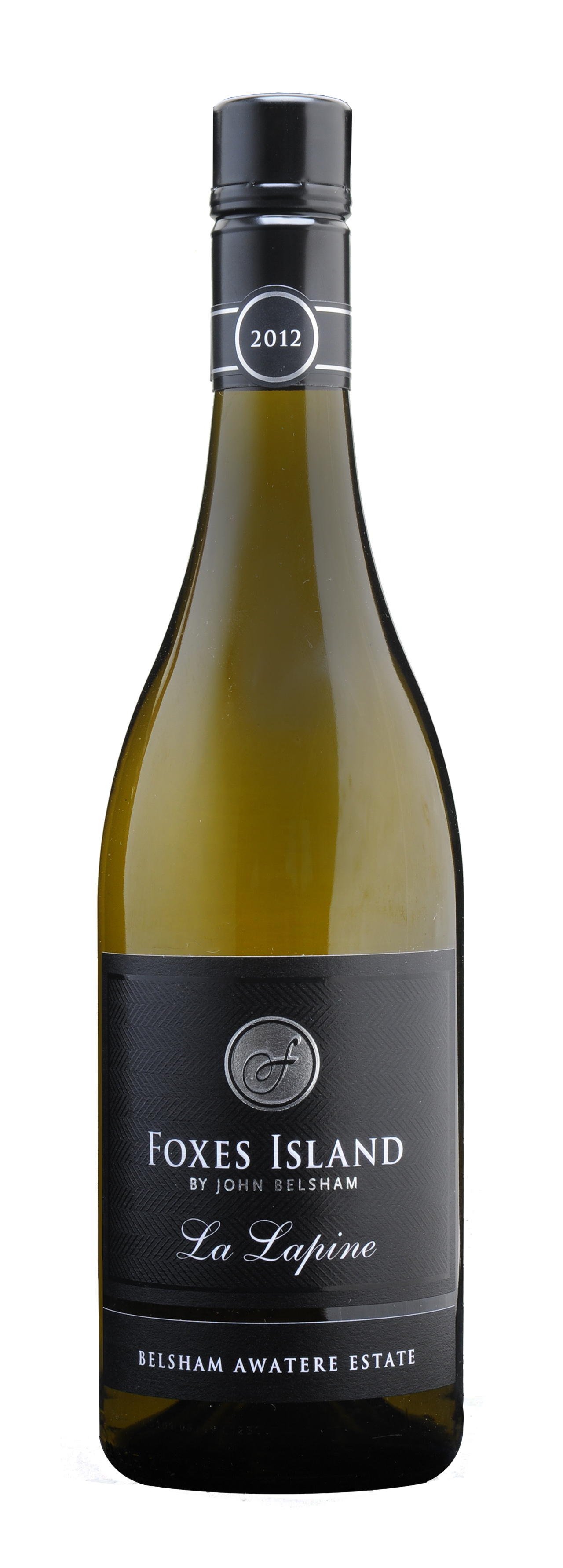 Foxes Island Icon White, La Lapine 2012