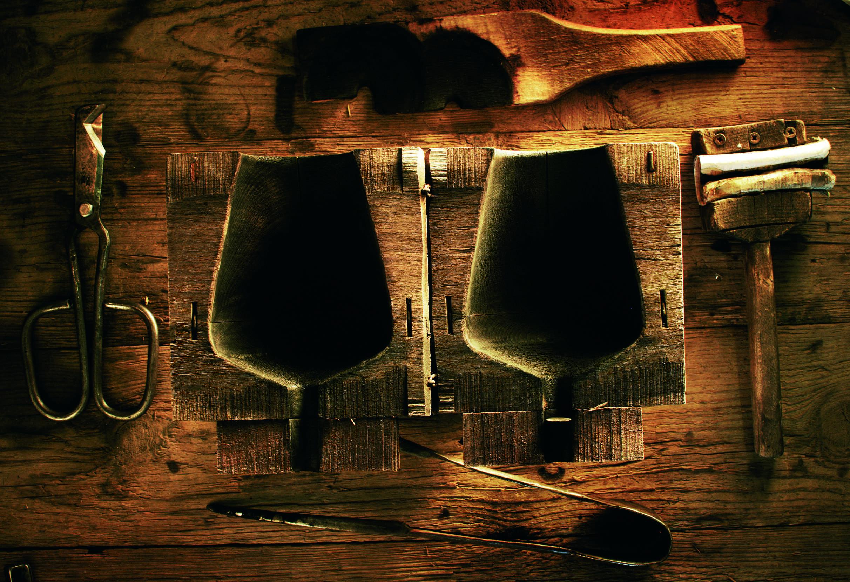 Zalto Traditional Glassmaking Handtools
