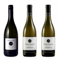 Foxes Island Estate Chardonnay Vertical 2007, 2008, 2009
