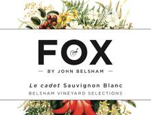 Fox Le Cadet Sauvignon Blanc, vegan
