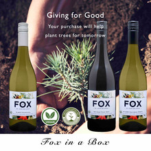Fox Wines, Crafted with Conscience