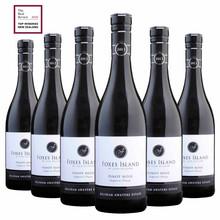 Foxes Island Pinot Noir 2013, indigenous ferment