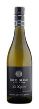 Foxes Island Icon La Lapine, Bordeaux style white wine.