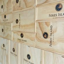 Foxes Island Wine Wood Gift Box