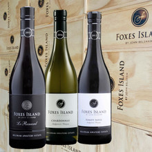 A Trio of Foxes Island Wines