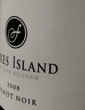 Foxes Island 2008 Pinot Noir Single Vineyard Belsham Awatere Estate