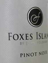 Foxes Island Single Vineyard Pinot Noir 2009 Belsham Awatere Estate