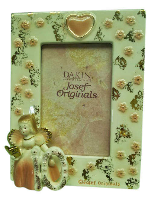 The #10 Josef Doll and Photo Frame Set is a great gift at great savings...order today and save $5.97...set price is $42.
