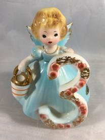 Muriel's earliest version of the #3 Josef Birthday Doll...