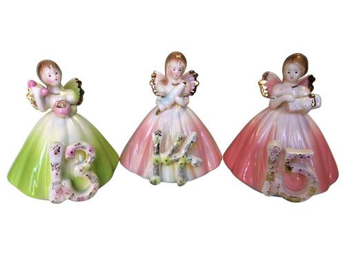Josef Originals Dolls - Years 13 through 15 Gift Set --Year 13 --Year 14  --Year 15