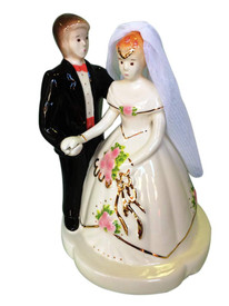 Josef Originals Doll Bride and Groom