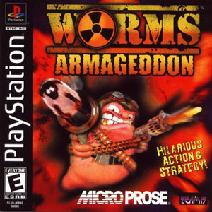 *USED* WORMS ARMAGEDDON [E] (#076930996805)