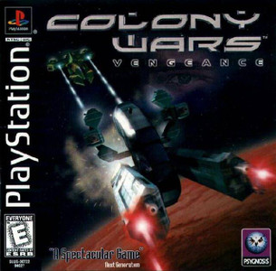 *USED* COLONY WARS VENGEANCE [E] (#735009402721)
