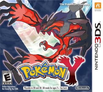 *USED* 3DS POKEMON Y (#045496742508)
