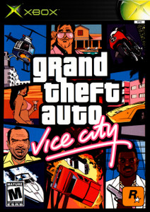 *USED* GRAND THEFT AUTO VICE CITY (#479315223754)