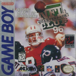 *USED* NFL QUARTERBACK CLUB 96 [E] (#021481510376)
