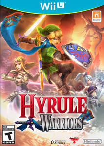*USED* WIIU HYRULE WARRIORS (#045496903435)