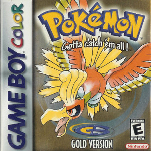*USED* POKEMON GOLD [E] (#045496731212)