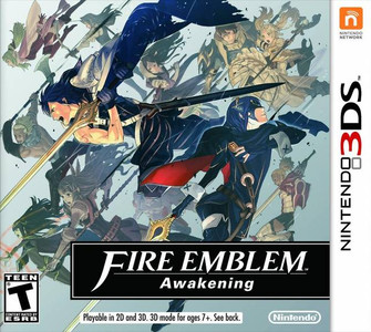 *USED* FIRE EMBLEM AWAKENING (#045496742355)
