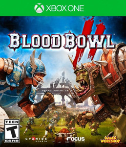 *USED* BLOOD BOWL 2 [T] (#854952003202)
